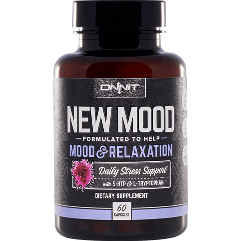 ONNIT - NEW MOOD - (Mood & Relaxation) - 30CAPCULES