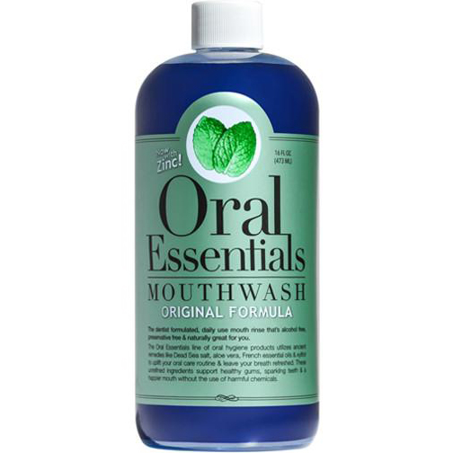 ORAL ESSENTIALS - MOUTHWASH - (Original Formula) - 16oz