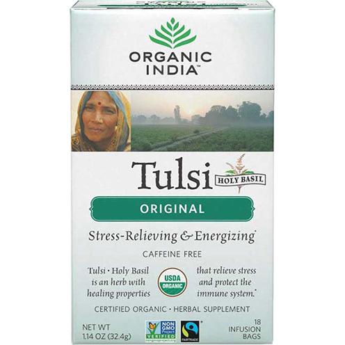 ORGANIC INDIA - TULSI - (Original) - 1.08oz(18bags)