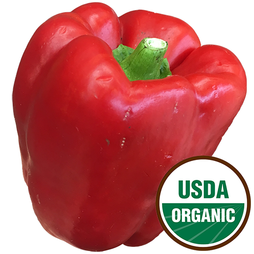 [ORGANIC] RED PEPPER 1LB