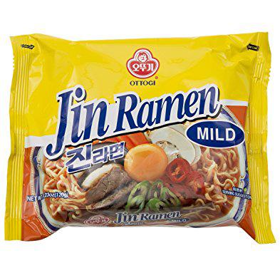 OTTOGI - JIN RAMEN (Mild) - 3oz