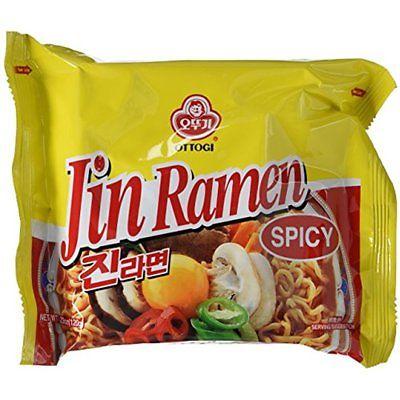 OTTOGI - JIN RAMEN (Spicy) - 3oz