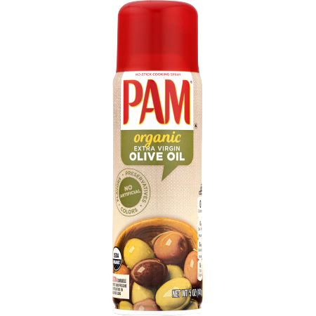 PAM - COOKING SPRAY (Olive Oil) - 5oz