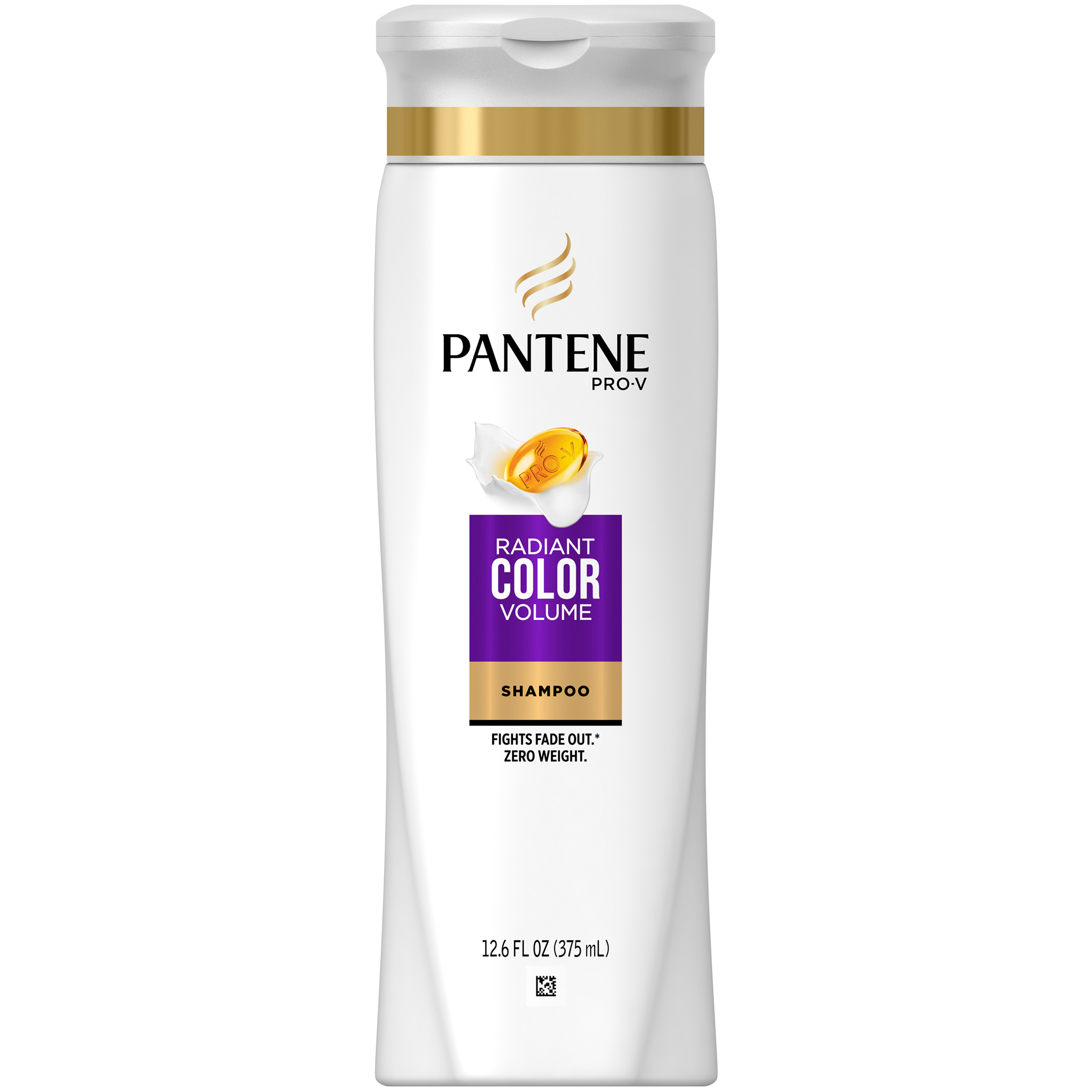 PANTENE - SHAMPOO - (Radiant Color | Volume) - 12.6oz