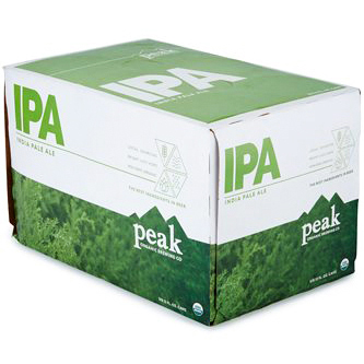 PEAK - IPA - (Can) - 12oz(6PK)