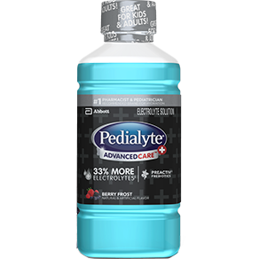 PEDIALYTE (ADVANCED CARE Berry Frost) - 33.8oz