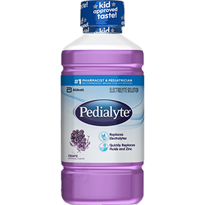 PEDIALYTE (Grape) - 33.8oz