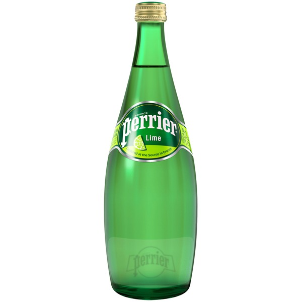 PERRIER - SPARKLING WATER - (Lime) - 750ml