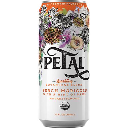 PETAL - SPARKLING (Peach Marigold) - 12oz