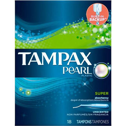 P&G - TAMPAX PEARL - (Super) - 20PCS