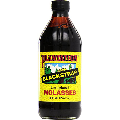 PLANTATION - BLACKSTRAP MOLASSES - 15oz