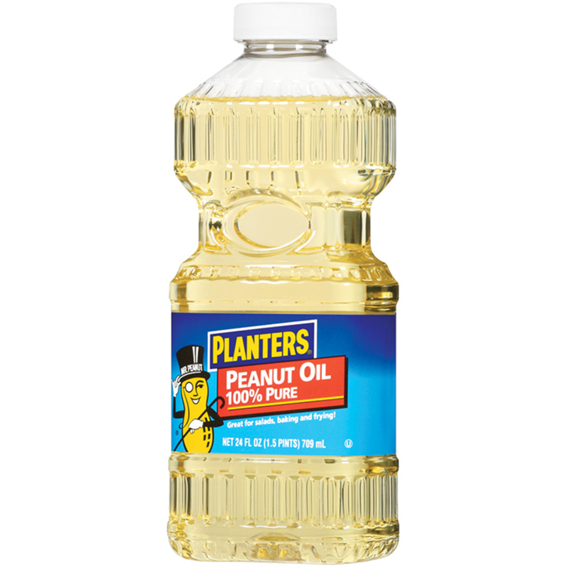 PLANTERS - PEANUT OIL - 24oz