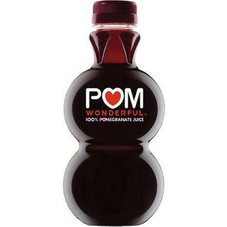 POM - 100% JUICE - (Pomegranate) - 16oz