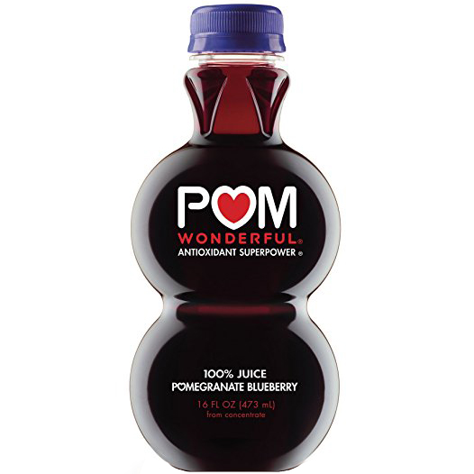 POM - 100% JUICE - (Pomegranate Blueberry) - 16oz