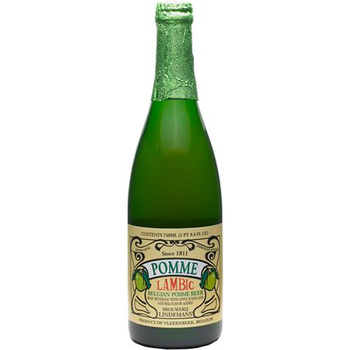 POMME LAMBIC - BELGIAN APPLE BEER - 9.4oz