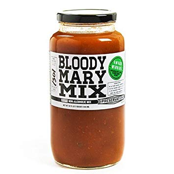 PRESERVATION - BLOODY MARY MIX - 32oz