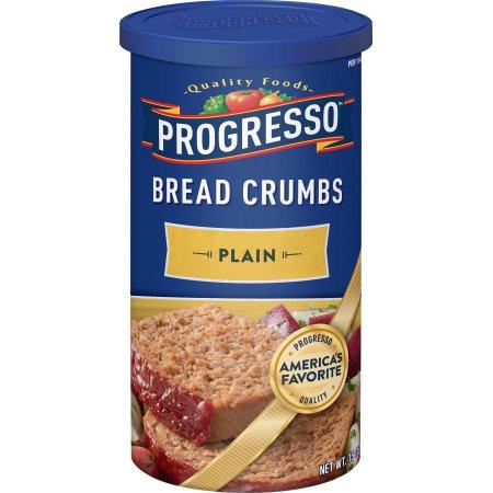 PROGRESSO - BREAD CRUMBS - (Plain) - 15oz