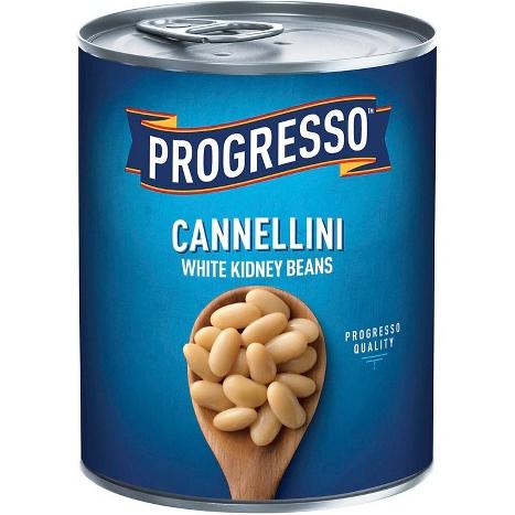 PROGRESSO - CANNELLINI - 19oz