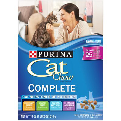 PURINA - KITTEN CHOW - (Complete) - 18oz