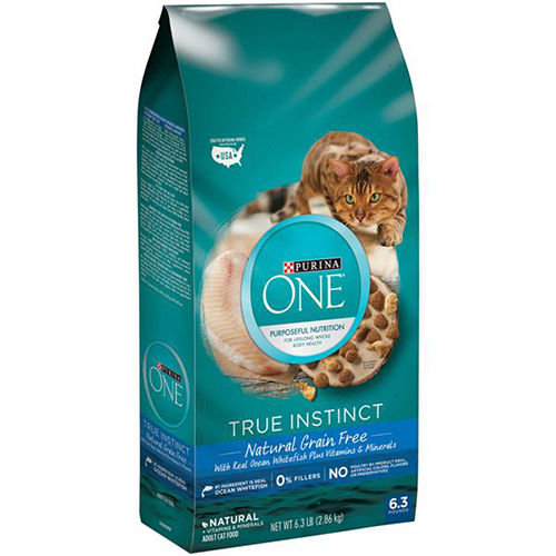 PURINA - ONE SMART BLEND - (Natural Grain Free) - 51.2oz