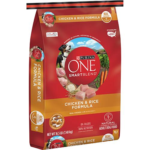 PURINA - ONE SMART BLEND - (Chicken & Rice) - 60.8oz