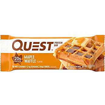 QUEST - PROTEIN BAR - (Maple Waffle) - 2.12oz