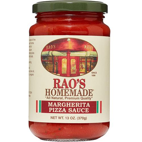 RAO'S - HOMEMADE TOMATO SAUCE - (Margherrita Pizza  Sauce) - 13oz