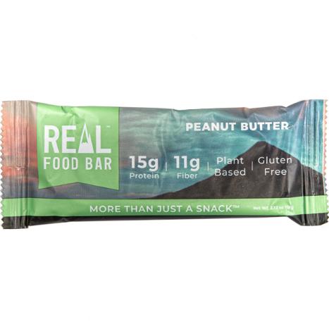 REAL FOOD BAR - (Peanut Butter) - 2.29oz