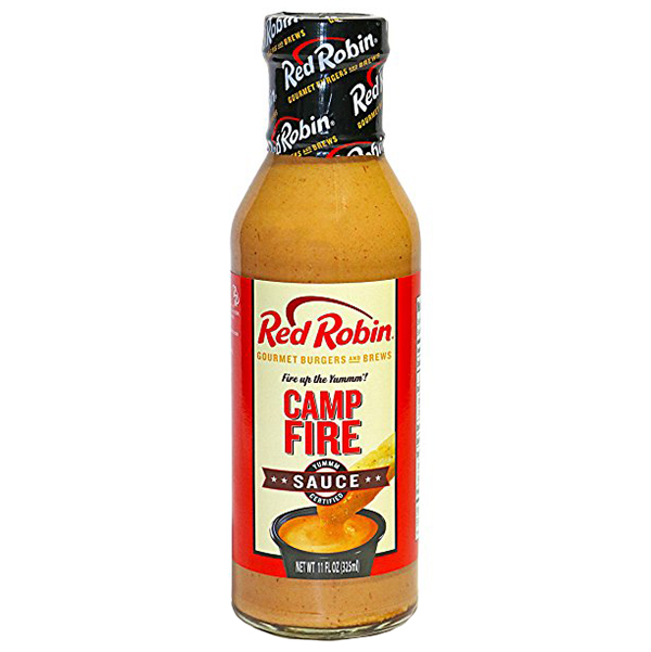 RED ROBIN - SAUCE - CAMP FIRE - 11oz