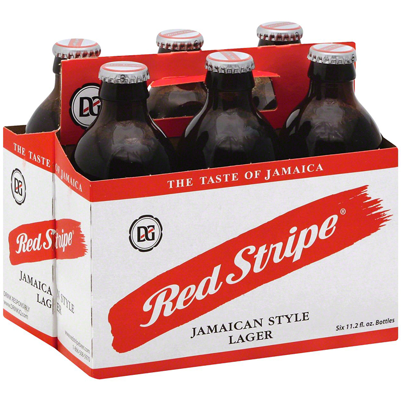 RED STRIPE - (Bottle) - 11.2oz(6PK)