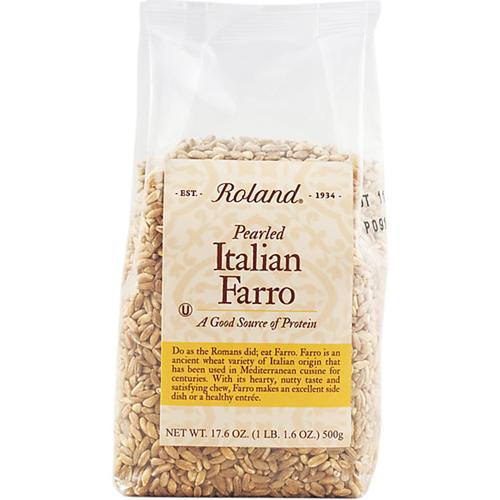 ROLAND - PEARLED ITALIAN FARRO - 17.6oz