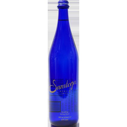 SARATOGA - SPARKLING WATER - 28oz