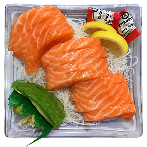 Sashimi Salmon Box