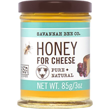 SAVANNAH BEE COMPANY - HONEY FOR CHEESE - 3oz