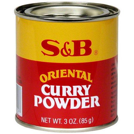 S&B - ORIENTAL CURRY POWDER - 3oz