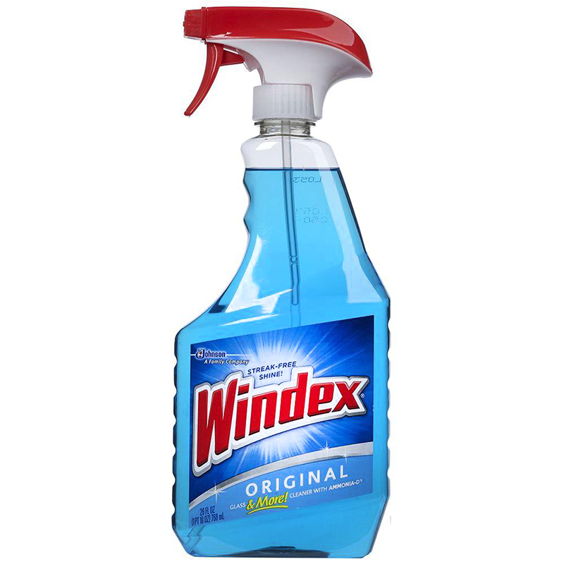 SC JOHNSON - WINDEX ORIGINAL GLASS CLEANER - 23oz