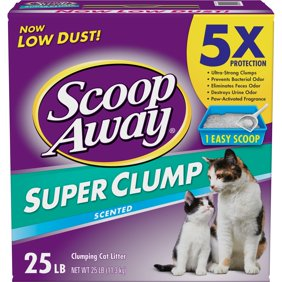 SCOOP AWAY - (Super Clump | Scented) - 14lb