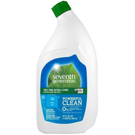 SEVENTH GENERATION - TOILET BOWL NATURAL CLEANER - 32oz