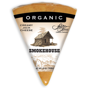 SIERRA NEVADA - ORGANIC SMOKEHOUSE CREAMY JACK CHEESE - 6oz