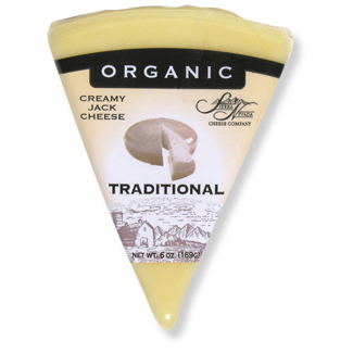 SIERRA NEVADA - ORGANIC TRADITIONAL CREAMY JACK CHEESE - 6oz