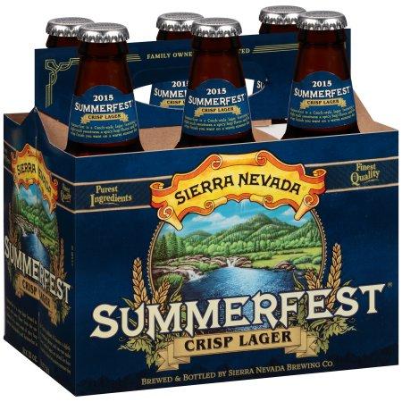 SIERRA NEVADA SUMMERFEST - (Bottle) - 12oz(6PK)