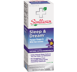 SIMILASAN - SLEEP & CREAM - 0.33oz