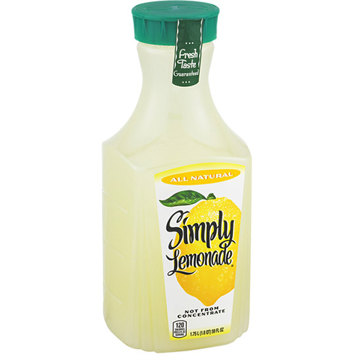 SIMPLY - LEMONADE - 59oz