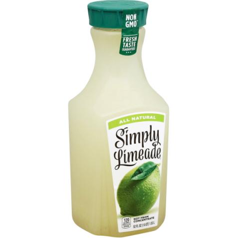 SIMPLY - LIMEADE - 59oz