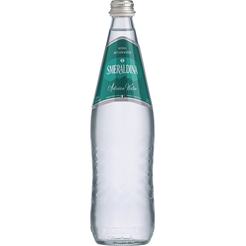 SMERALDINA - NATURAL ARTESIAN WATER - 25.3oz