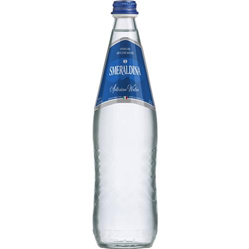 SMERALDINA - SPARKLING ARTESIAN WATER - 25.3oz