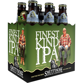 SMUTTYNOSE - FINESTKIND IPA - (Bottle) - 12oz(6PK)