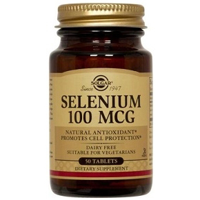 SOLGAR - SELEMIUN 200 MCG - 100SOFTGELS