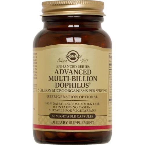 SOLGAR - ADVANCED MULTI-BILLION DOPHILUS - 60 VEGE_CAPSULES