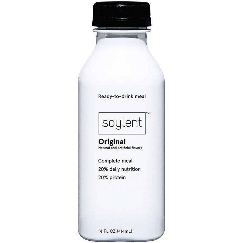 SOYLENT - COMPLETE MEAL 20% PROTEIN - (Original) - 14oz